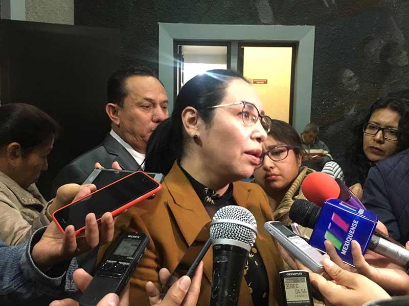 Diputada de Morena propone quitar pensión y privilegios a seis ex gobernadores del Edomex