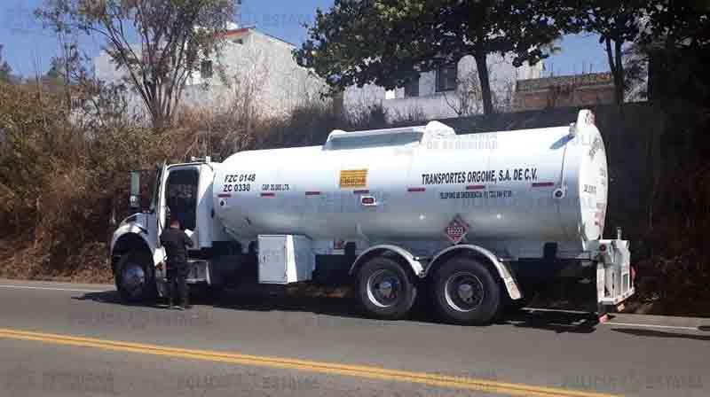 Aseguran 20 mil litros de huachicol en el sur del Edoméx