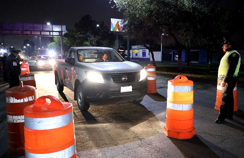 """Este fin de semana 21 conductores ebrios ingresaron al """"Diablito"""""""