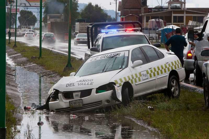 Cesvi México emite recomendaciones para reducir riesgo de accidente vial al inicio de la temporada de lluvias