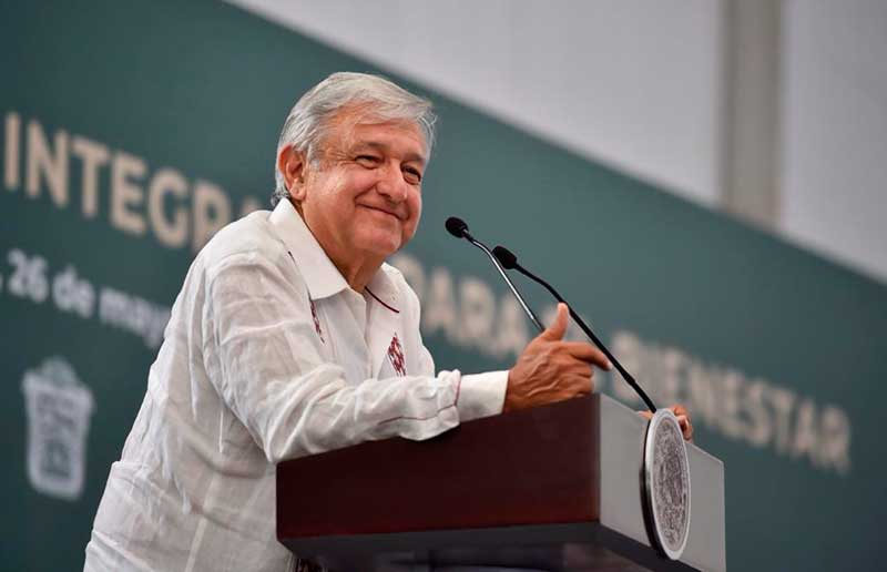 No nos dejaremos chantajear por los corruptos, afirma presidente López Obrador en Jilotepec