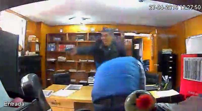 Difunden video que muestra el asesinato de un abogado en Cuautitlán Izcalli