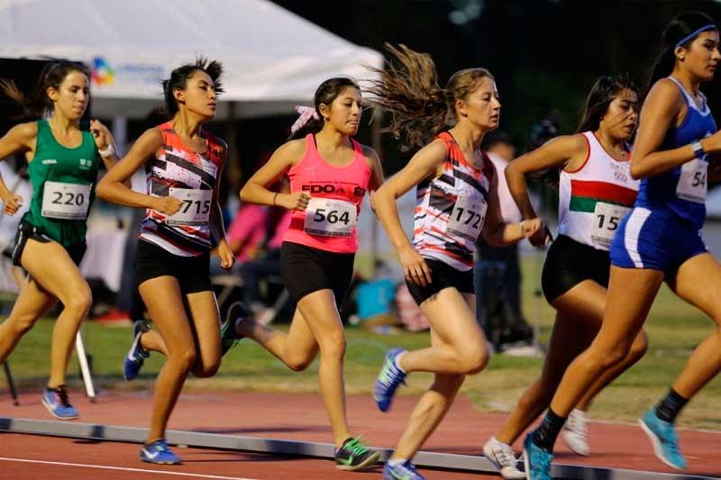 Atletas mexiquenses cierran su participanción con 21 medallas en la Olimpiada Nacional y Juvenil 2019
