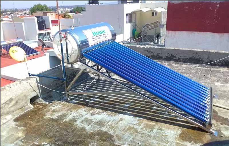 Ayuntamiento de Toluca ofrece 2,500 calentadores solares