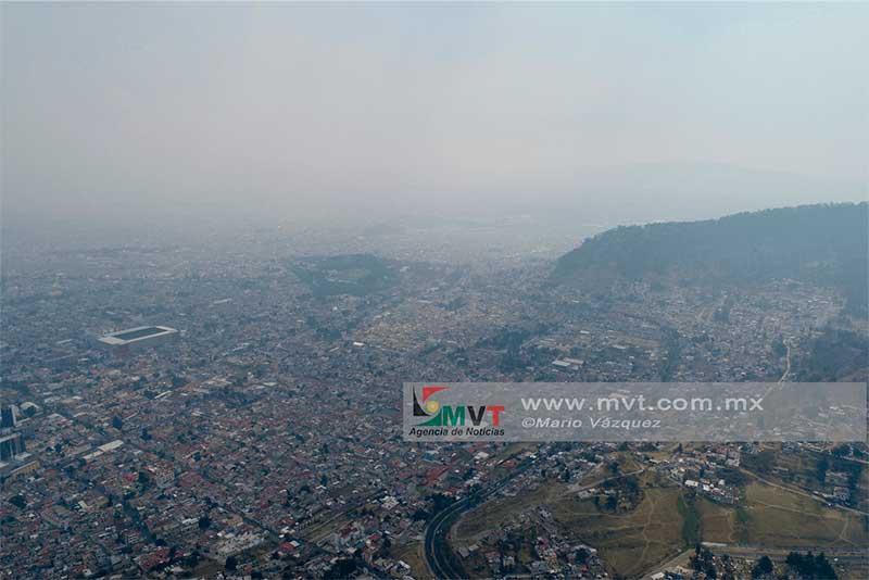 Toluca es la ciudad más contaminada del país: JRSG