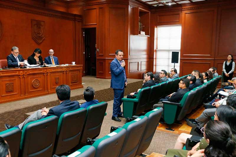 El rector Alfredo Barrera designó a encargado del despacho de la Contraloría Universitaria