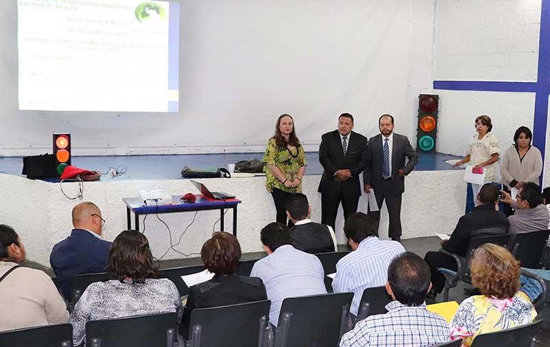Inicia Huixquilucan capacitación a docentes en materia de Derechos Humanos