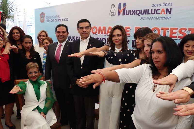 Huixquilucan apoya a mujeres emprendedoras