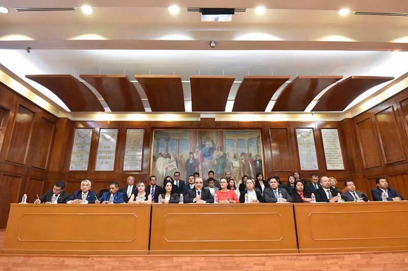 Diputados de Morena impugnarán sanción interpuesta por la comisión de honor y justicia de su partido