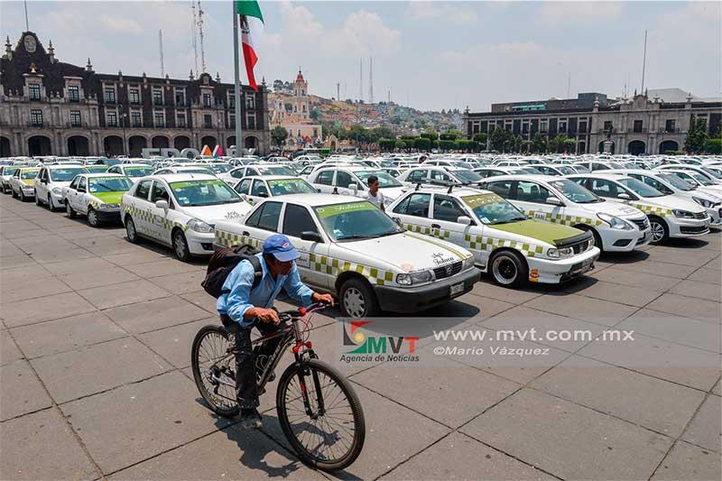 Los operativos se realizan conforme a la ley, las manifestaciones no nos van a detener: Juan Rodolfo