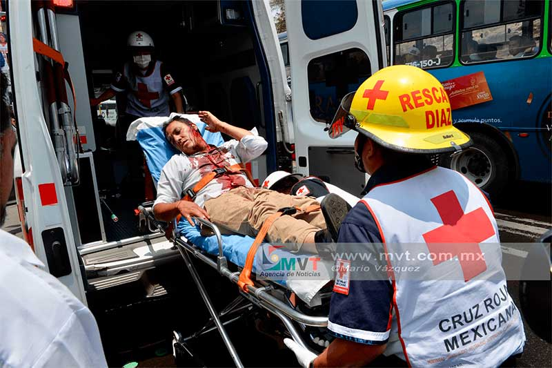 Derechos Humanos investiga la violencia registrada en operativo de revisión vehicular en Toluca