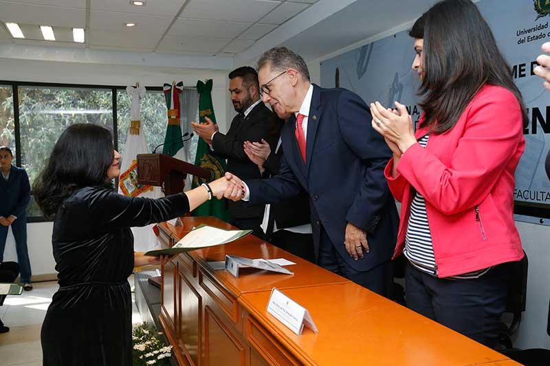 UAEM maximiza sus recursos económicos y materiales: Alfredo Barrera