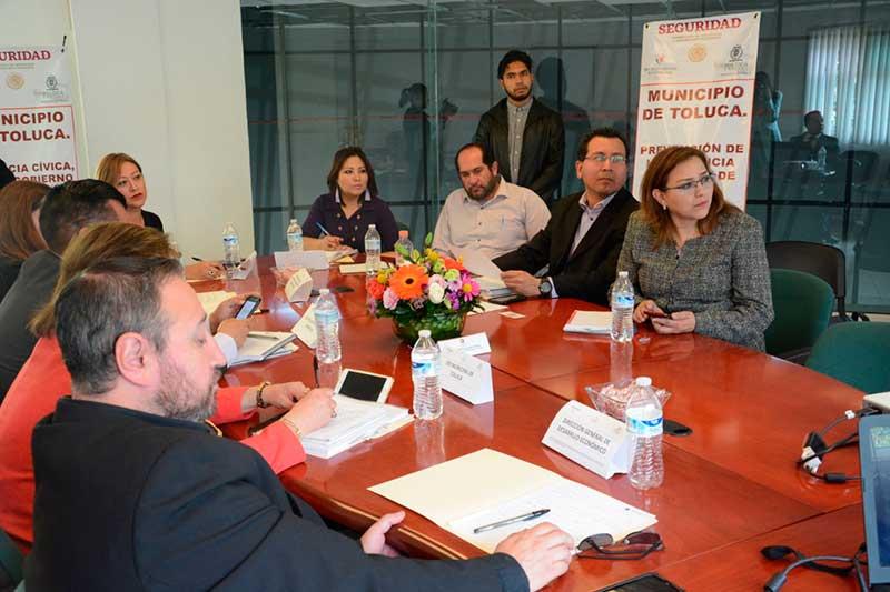 Presentan proyecto Prevención Social de Violencia y la Delincuencia con Participación Ciudadana