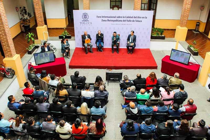 Movilidad, Desarrollo Urbano e Industria Sustentable, fundamentales para revertir deterioro del medio ambiente