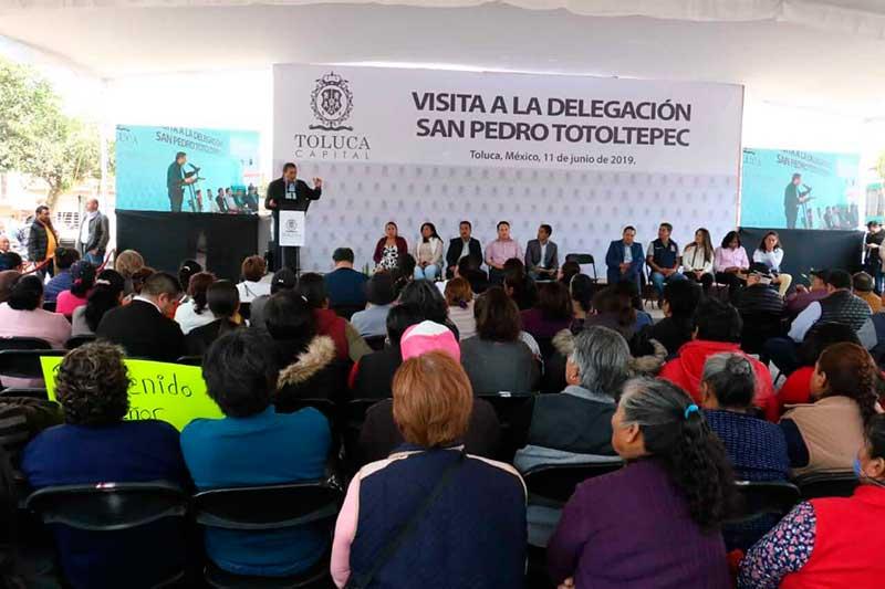 Toluca exige esfuerzo sincero y comprometido: Juan Rodolfo