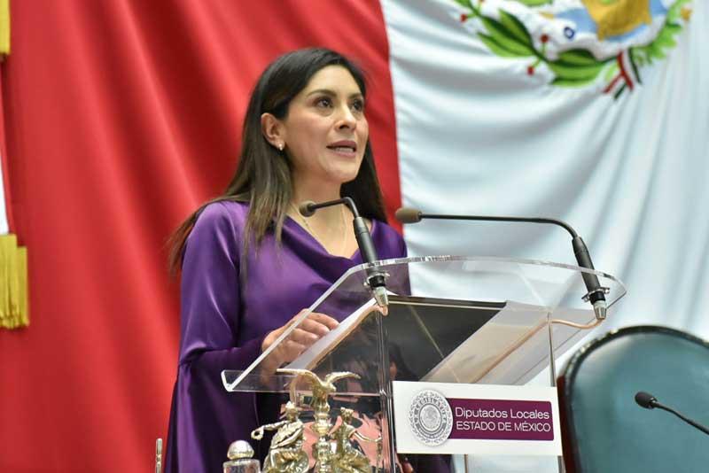 La paridad de género debe tener soporte constitucional: Karla Fiesco