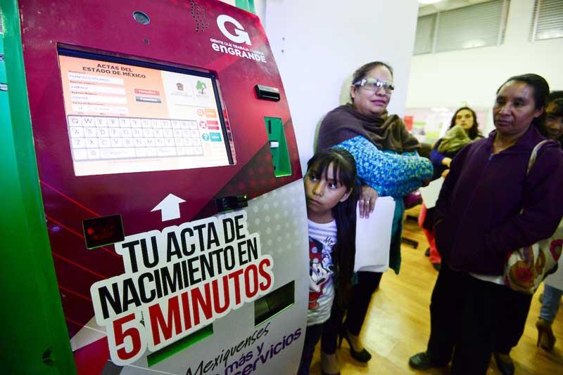 Las copias certificadas de Actas de Nacimiento tendrán vigencia permanente