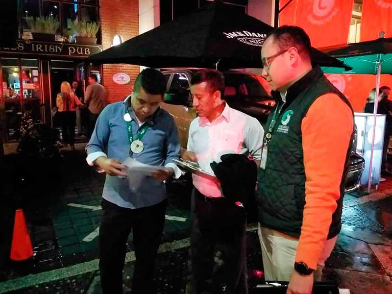 Derechos Humanos atiende quejas por ruido excesivo en bares de Toluca