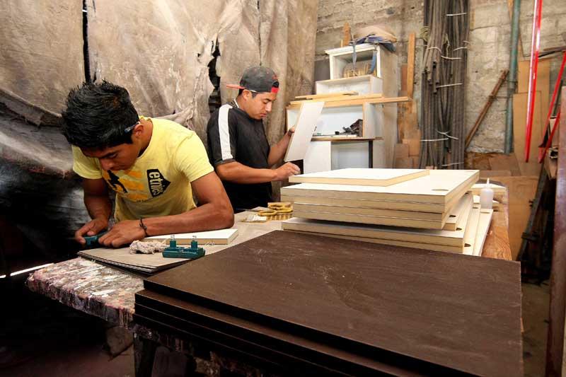 Impulsan economía de comunidades indígenas a través de proyectos productivos