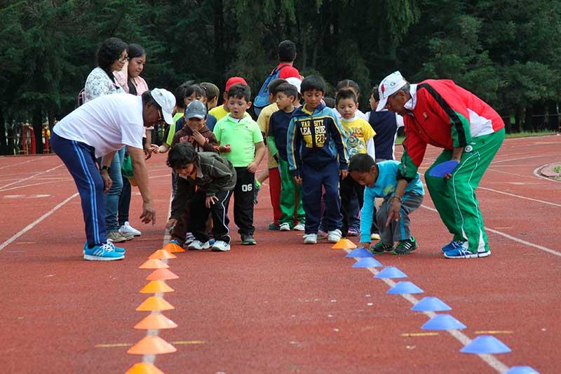 Habrá curso de verano en Ciudad Deportiva de Zinacantepec