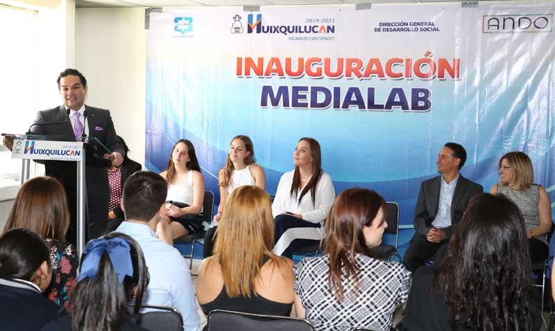 El gobierno de Huixquilucan continúa invirtiendo en educación