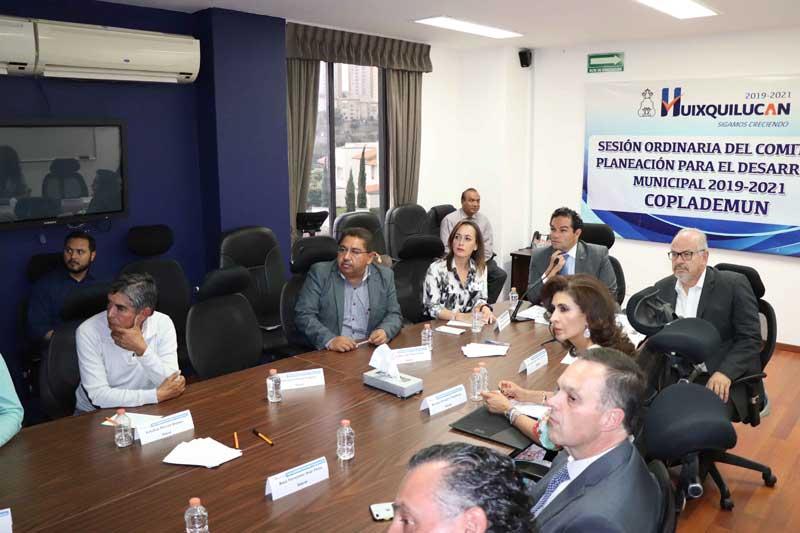 Huixquilucan tiene el mejor Plan de Desarrollo Municipal del Edoméx