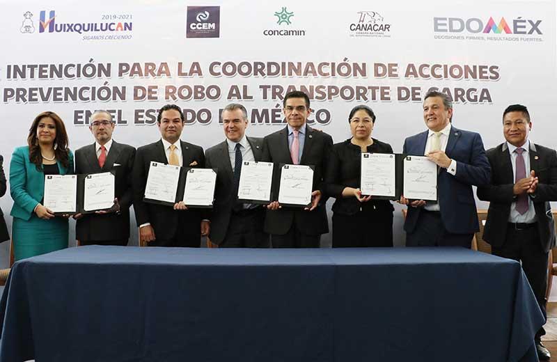 Huixquilucan es un municipio seguro