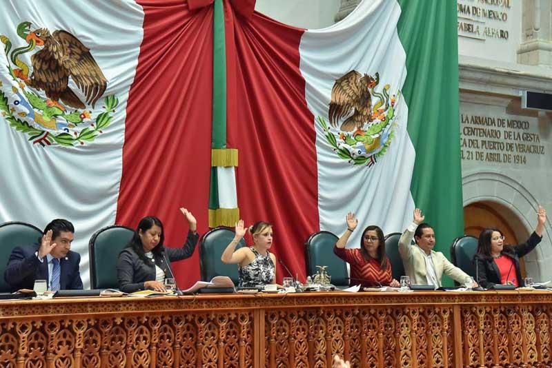 El Poder Legislativo destaca entre los más transparentes de la entidad