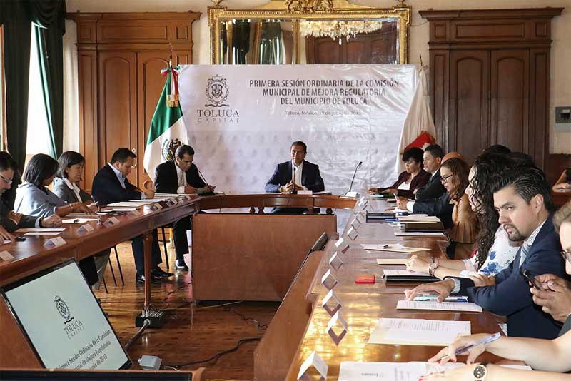 Toluca es un gobierno abierto, afirma Juan Rodolfo Sánchez Gómez