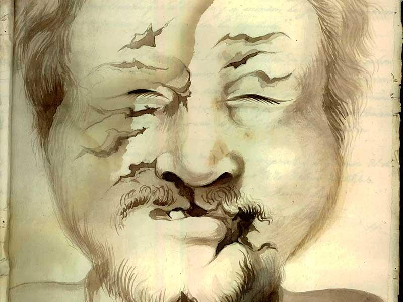El Poder Judicial conserva el primer retrato hablado usado en un proceso por homicidio hace 175 años