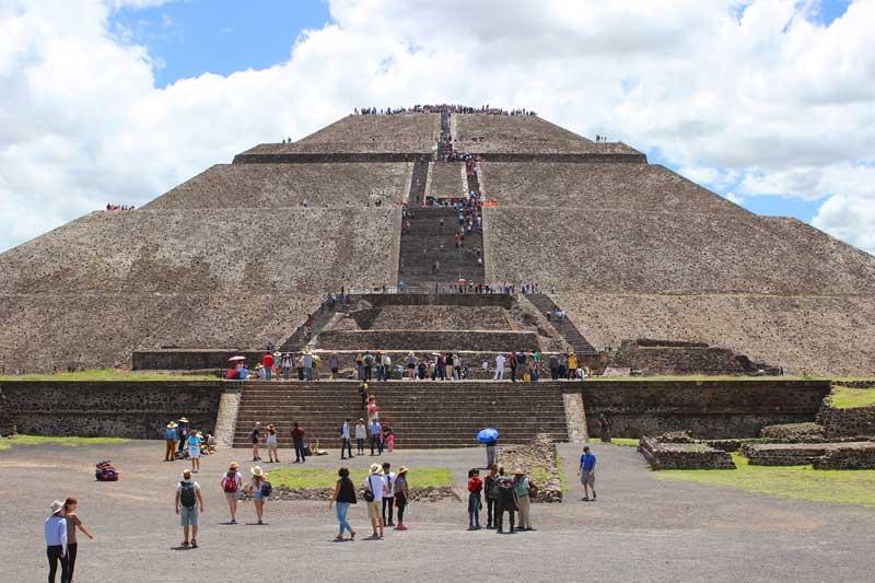 El Edoméx encabeza con 4.5 millones de visitantes la oferta de turismo arqueológico en México