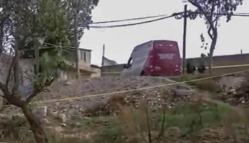Asesinan a 5 jóvenes en Nicolás Romero