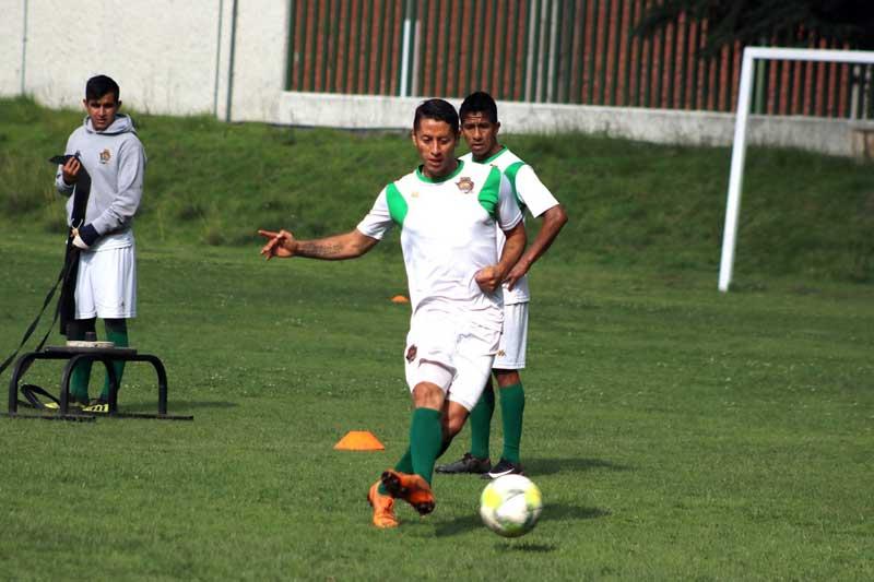 Los Potros UAEM se reportan listos para la Copa Toluca
