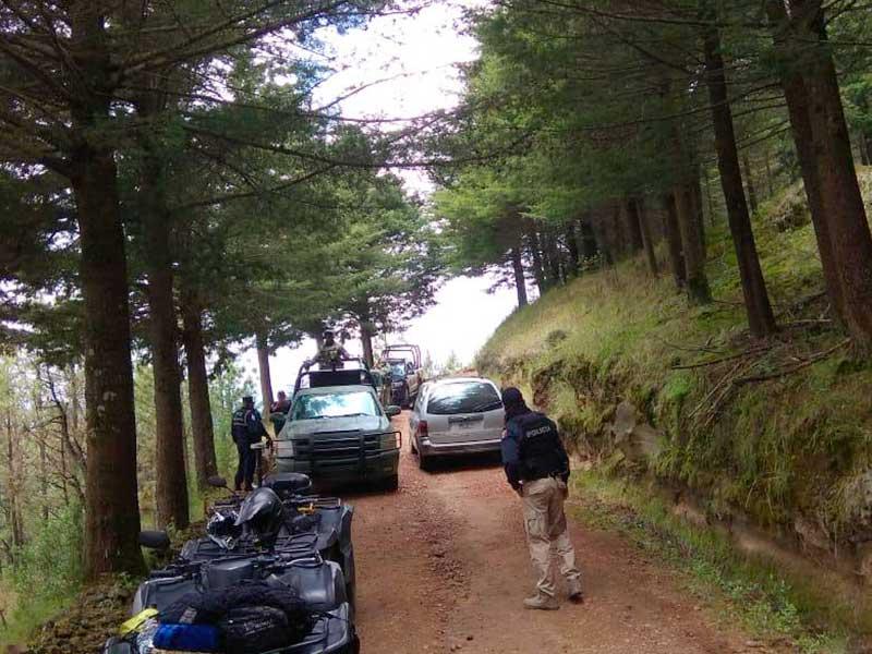 Policía de Toluca y SEDENA intensifican recorridos en caminos al Nevado