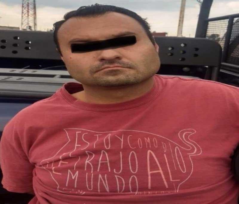 El acosador del Beetle azul ya está en el penal de Almoloya, enfrenta proceso por abuso sexual
