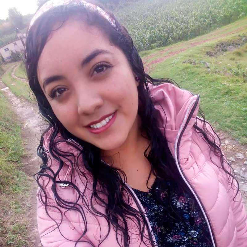 Localizan el cadáver de Brenda Cruz en una barranca de Almoloya