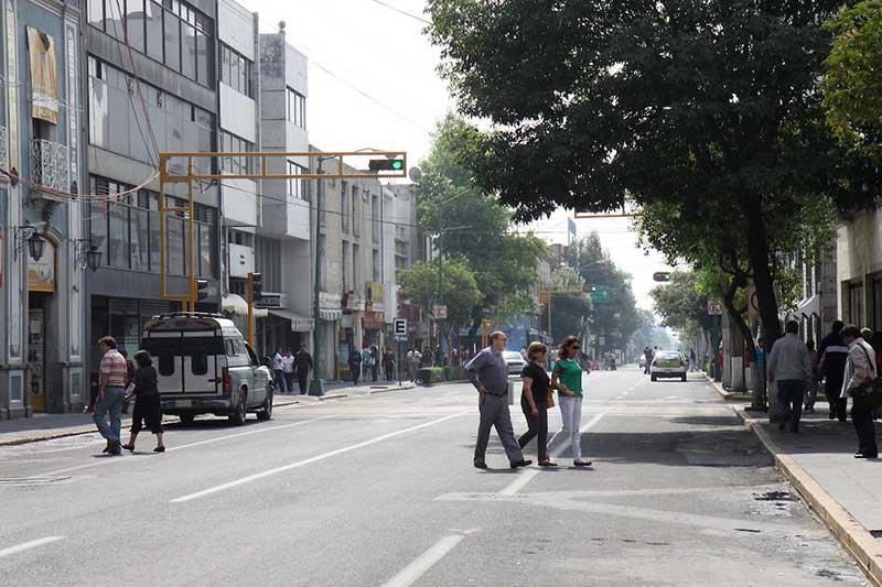 """""""Toluca tiene nombre"""", proyecto para asignar y actualizar la nomenclatura de las calles"""
