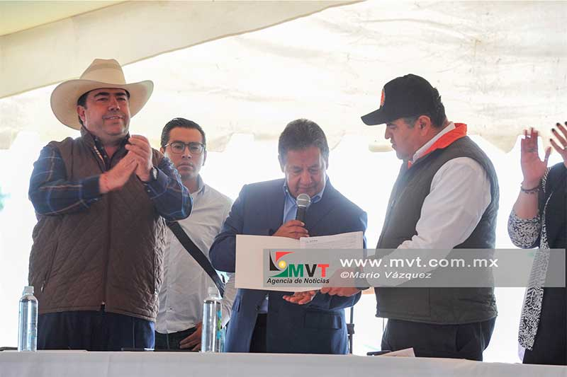 Recibe Toma de Nota Sindical la CATEM del Estado de México