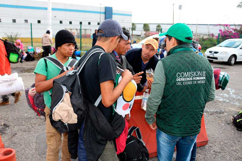 Reitera Jorge Olvera llamado a legislar sobre recepción e integración de migrantes mexiquenses