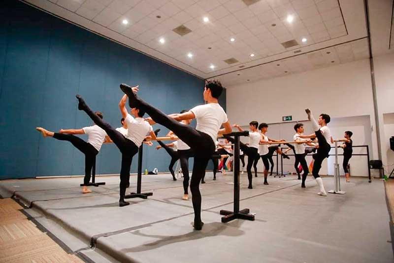 Audicionan para formar parte de la compañía de danza del Edoméx