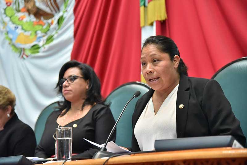 Reforma educativa y paridad de género entre los asuntos atendidos por la Diputación Permanente
