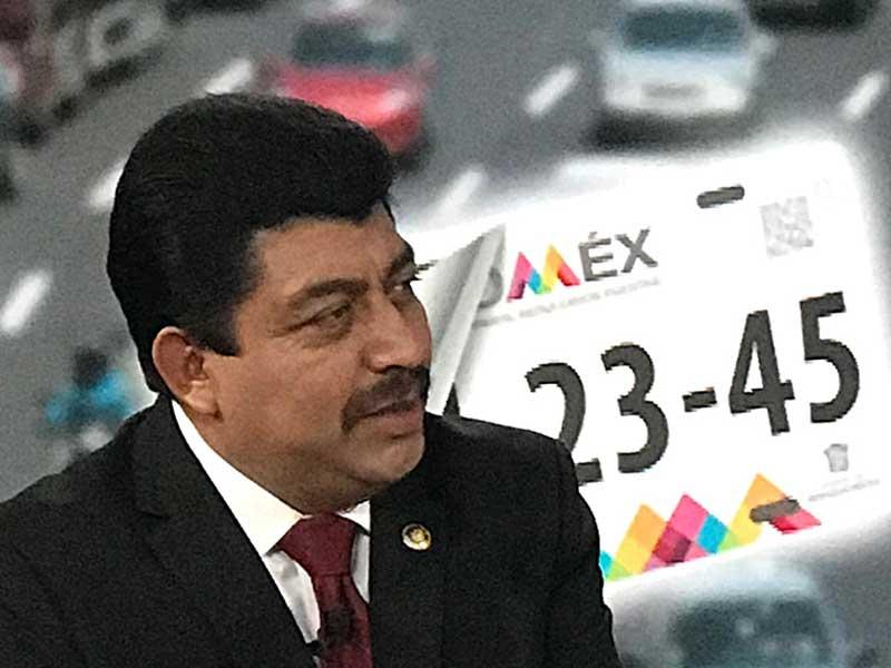 El diputado Nazario Gutierrez invita a aprovechar reemplacamiento gratuito que mañana inicia