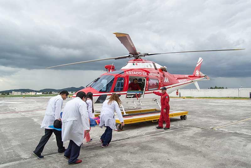 Grupo relámpagos capacita a médicos especialistas