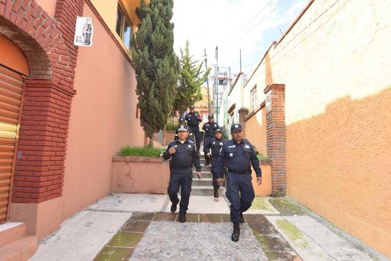 """Despliegan 3500 policías estatales para el operativo vacacional """"Verano 2019"""""""