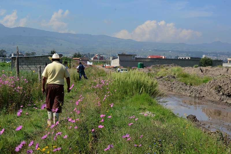Toluca promueve opciones para la regularización de la tenencia de la Tierra