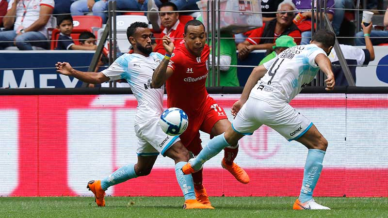 Toluca perdió 0-2 contra el Querétaro