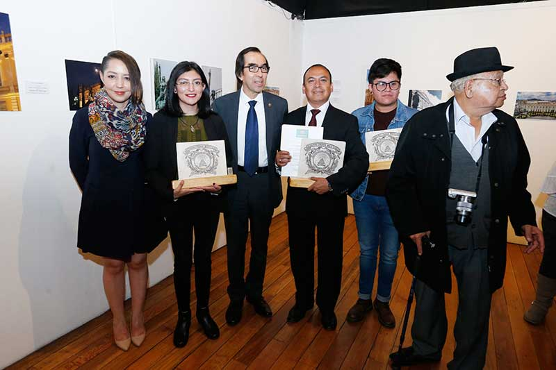 """Premiaron a ganadores de Concurso de Fotografía """"Patrimonio Cultural Universitario"""""""