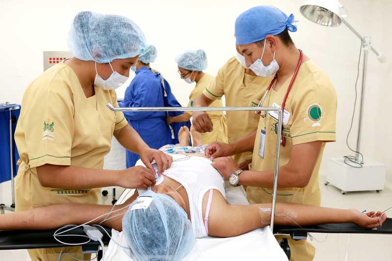 Estudiantes de la Universidad Intercultural realizan servicio social en centros de salud del ISEM