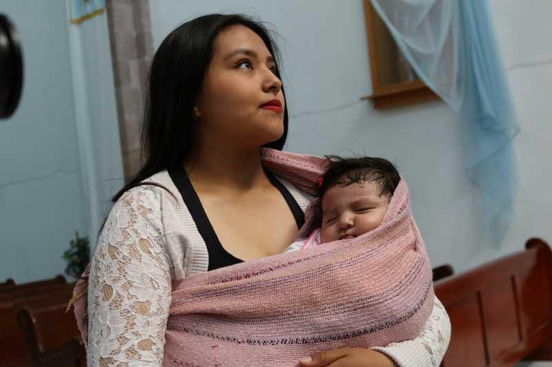 Han registrado a 46 niñas con el nombre de Yalitza en el Edomex