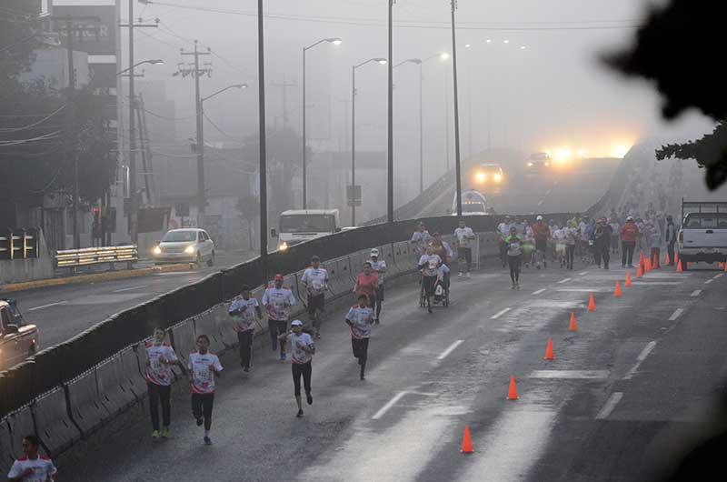Cruz Roja invita a correr para seguir salvando vidas en Toluca, Metepec y Lerma